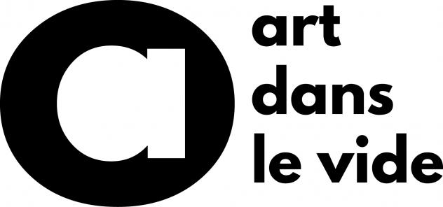 logo art dans le vide minimalist copie
